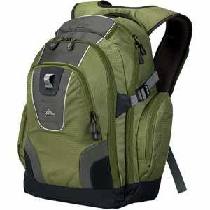High Sierra Monsoon Laptop Backpack Clothing