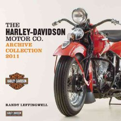 Harley davidson Archive Collection 2011 Calendar