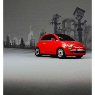 500 1/24 Rouge   Achat / Vente MODELE REDUIT MAQUETTE Fiat 500 1/24