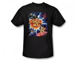 Space Ace Poster Classic Retro Cover Arcade Video Game 80s