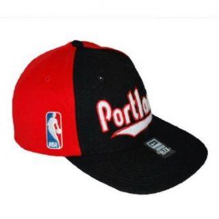 Mens Nike NBA Flexfit Portland Trail Blazers Cap Hat (Size