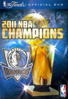 NBA The Finals   2011 NBA Champions Dallas Mavericks (DVD