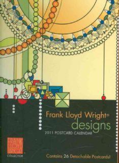 Frank Lloyd Wright Designs 2011 Planner