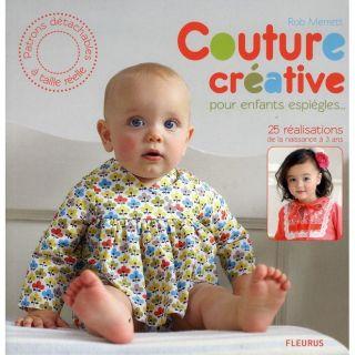 Couture créative pour enfants espliègles ; 25 r  Achat / Vente