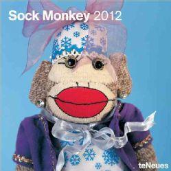 Sock Monkey 2012 Calendar (Calendar)