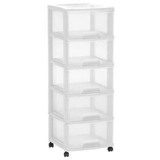 10 tiroirs noire achat vente boite de rangement babel tour 10. Black Bedroom Furniture Sets. Home Design Ideas