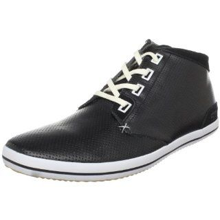 Steve Madden Mens Wynslow Oxford,Black Leather,11 M US Shoes