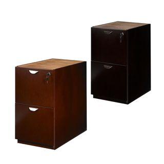 Mayline Mira Series 2 drawer File/File Pedestal