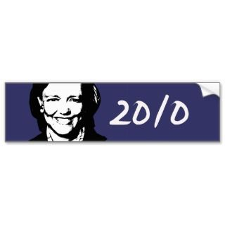 Meg Whitman Bumper Sticker