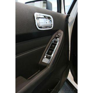 Interior Chrome Trim Kit for 2005 2008 Hummer H3
