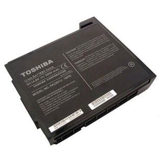 Toshiba PA3291U 1BRS 12 cell 14.8V Laptop Battery