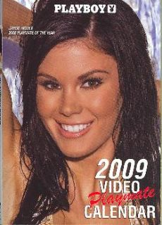 Playboy 2009 Video Playmate Calendar (DVD)