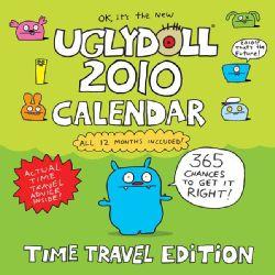 Uglydoll 2010 Wall Calendar
