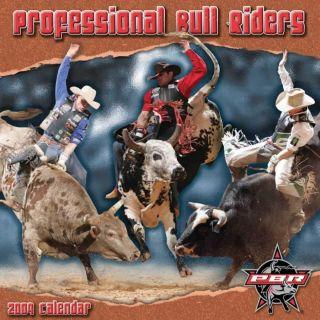 Professional Bull Riders 2010 Calendar