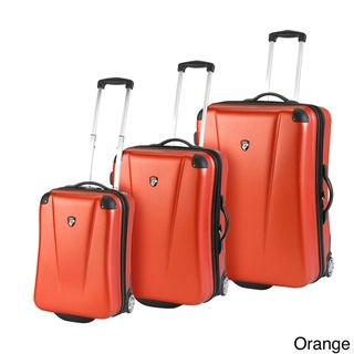 Heys USA Cruzer 3 Lite 3 piece Hardside Luggage Set
