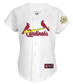 MLB Womens St.Louis Cardinals Chris Carpenter Replica