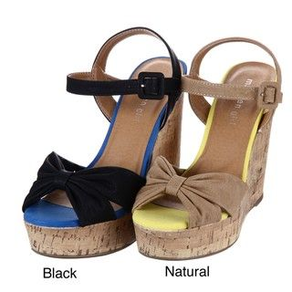 Madden Girl by Steve Madden Womens Gette Wedge Sandals