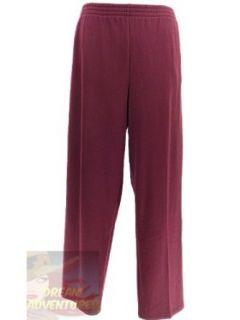 Karen Scott Sport Pants Lounge Sweats Yoga Exercise XL