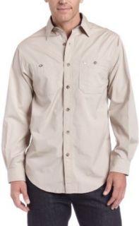 Carhartt Mens Big Tall Tradesman Long Sleeve Shirt