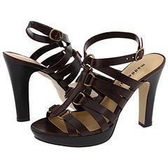 Madden Girl Sacredd Brown Paris Sandals