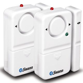 Swann Window/Door Magnetic Alarms (Pack of 2)