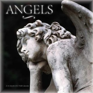 Angels 2011 Wall Calendar