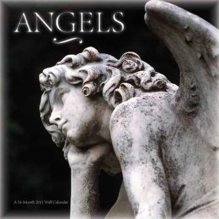 Angels 2011 Wall Calendar