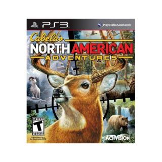 Cabelas North American Adventures 2011 (Pre Played)