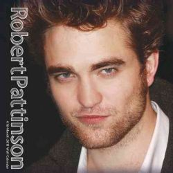 Robert Pattinson 2011 Wall Calendar