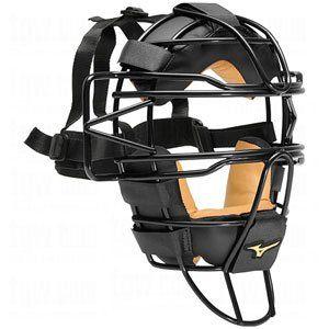 Mizuno Classic G2 Catchers Face Masks Black Sports