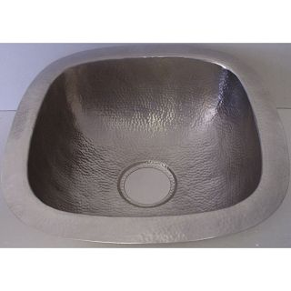 Satin Nickel All purpose 18 inch Bar Sink