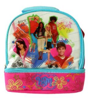 Disney High School Musical Lunch Bag   2 layers Shoes