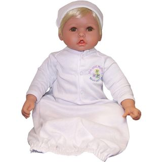 Me and Molly P. 20 inch Light Blonde/ Hazel Eyes Nursery Baby Doll