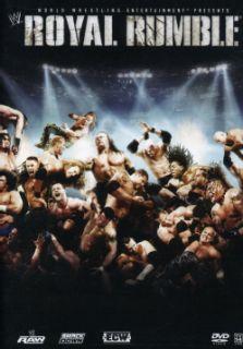WWE   Royal Rumble 2007 (DVD)