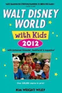 Fodor`s 2012 Walt Disney World With Kids (Paperback)