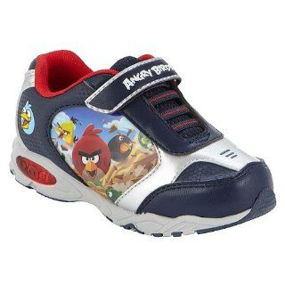 Angry Birds Toddler Boys Sneakers (1) Shoes