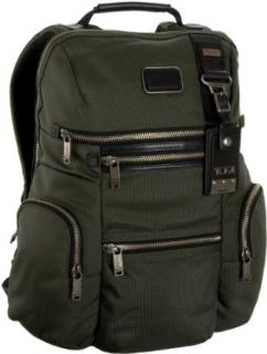 Tumi Alpha Bravo Day Knox Backpack,Spruce,one size
