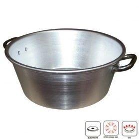 Bassine à gras ou à confiture alu   D 36 cm   Achat / Vente BASSINE
