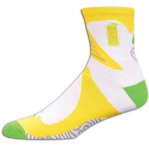 NBA League Gear For Bare Feet NBA Highlighter Sock   Mens