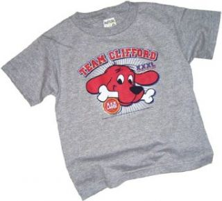 Team Clifford    Clifford   The Big Red Dog Toddler