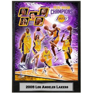 Los Angeles Lakers 2009 Photo Plaque