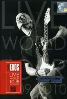Ramazzotti Eros Live   World Tour 2009/2010 (DVD)