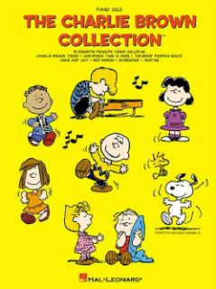 The Charlie Brown Collection 18 Favorite Peanuts Tunes Including