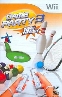 Wii   Game Party 3