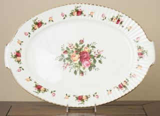 Royal Albert Old Country Roses 19 inch Serving Platter