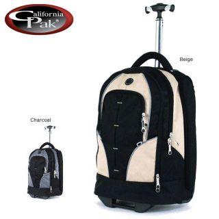 CalPak Rickster 20 inch Computer Rolling Backpack