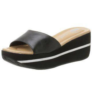 Original Dr. Scholls Womens Absorb Slide,Black,9 M: Shoes