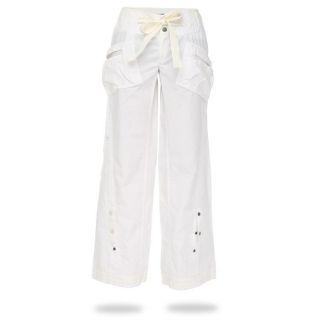 55DSL Pantalon Eximir Femme Blanc.   Achat / Vente PANTALON 55DSL