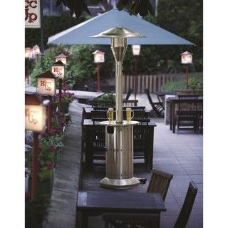 Enders Telescopic Commercial Stainless Steel Patio Heater