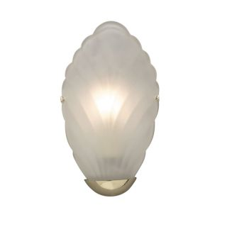 Transitional 1 light Polished Brass Wall Sconce Today $18.99 Sale $